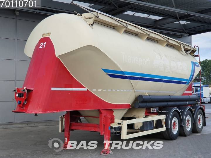 Ardor Turbo's Hoet 39.000 Ltr / 1 / Liftachse OPT/3AT/39/06S - 2011