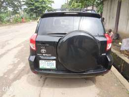 Rav4 2008 with first body for sale