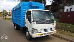 Isuzu NPR KCA..Very clean and in perfect condition.