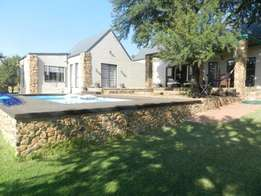 5 Bedroom Luxurious House in Leeuwfontein, Priced Right !!!