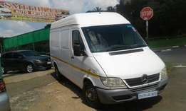 2004 mercedes benz sprinter for sale