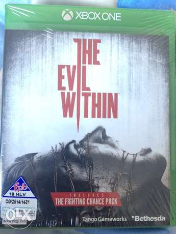 The Evil Within (New and Sealed) Xbox One For Sale Lansdowne - image 1
