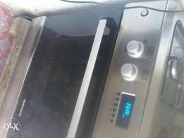 Armaco cooker barely 1year for sale.