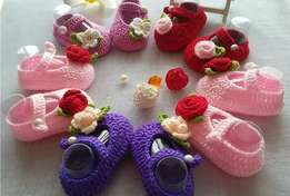 Lovely baby girl shoes
