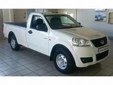2017 GWM Steed 5 2.2 MPI workhorse single cab for only R 149,990