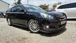 Subaru Legacy BM9, Black, Year 2009 , Engine 2500cc Turbo, Automatic
