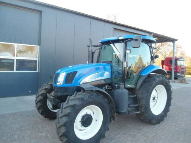 New Holland TS 115A - 2006