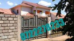 A good deal 4br house for sale at ruiru