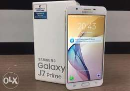 Samsung J7 prime Brand new and sealed
