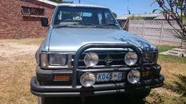 1988 Toyota Hilux V6 4x4 Double Cab for Sale
