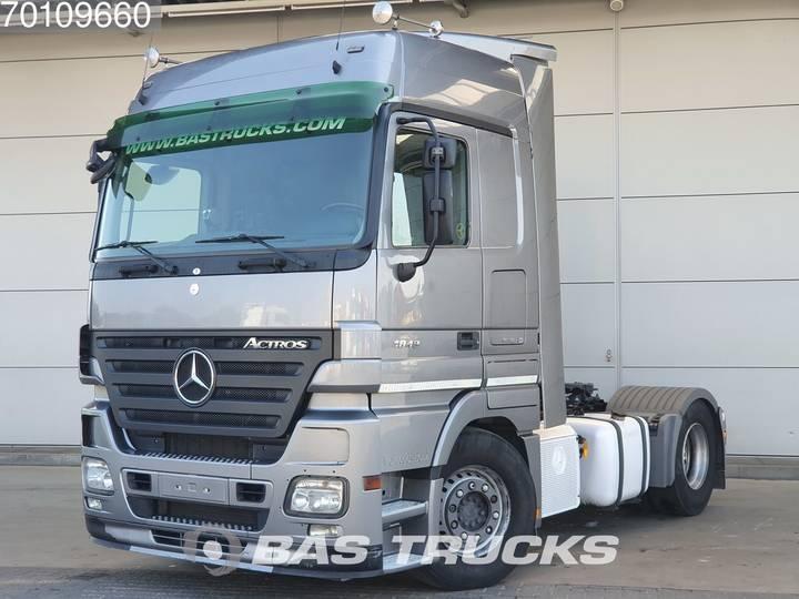 Mercedes-Benz Actros 1848 LS 4X2 Retarder Standklima Euro 5 - 2010
