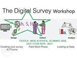 Mobile Data Collection Workshop