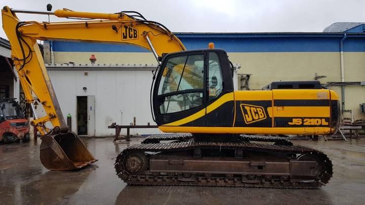 JCB 210 - 2001