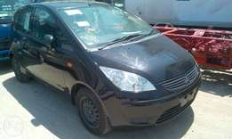Colt Mitsubishi, metallic black: Hire purchase accepted: Dep 290k
