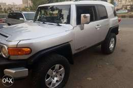 Registered 07 Toyota FJ Cruiser