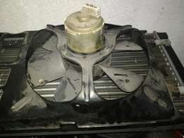 Golf 2 radiator and fan for sale