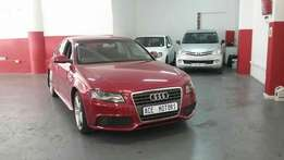 2010 Audi A4 Sport, Color Marrow, Price R155,000.