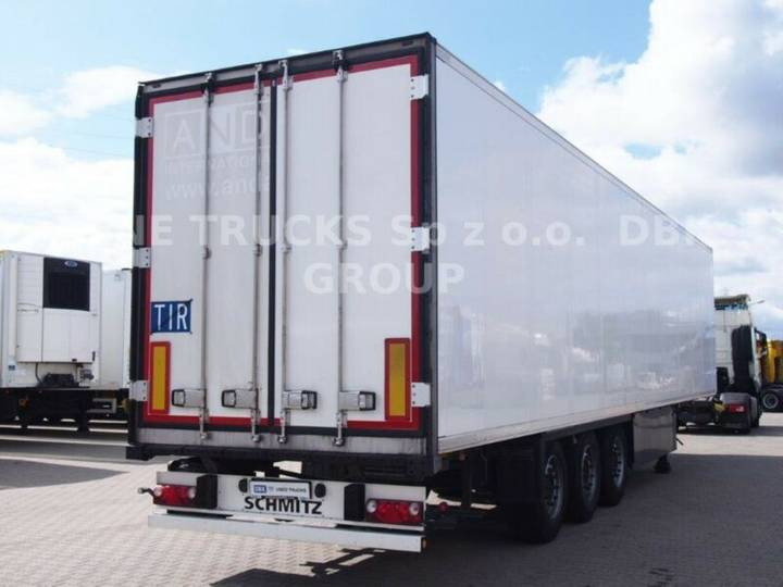 Schmitz Cargobull SCB S3B Thermo King SLXe SPECTRUM BITEMPERATURA - 2014