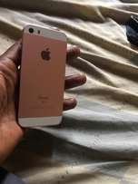 64gb rosegold iphone SE