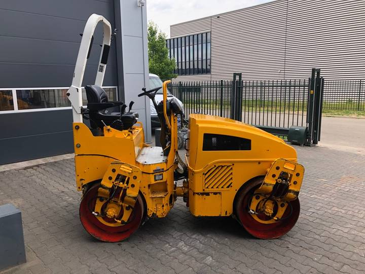 BOMAG BW 120 AD-4 Duo wals - 2007