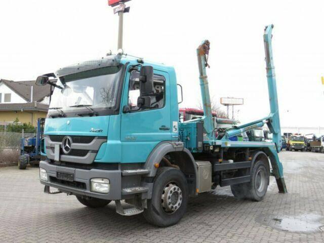 Mercedes-Benz Axor 1833 K Absetzkipper Funk, nur 131TKM - 2012