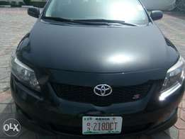 Super clean 2010 Toyota Corolla for Sale (Tokunboh)