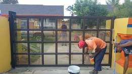 Gates and carports
