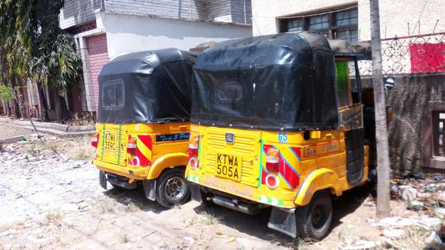 Offer! Offer! TWO tuktuks at the price of 1 Mombasa Island - image 2