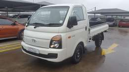 2016 hyundai h-100 bakkie 2.6d chassis cab for sale!