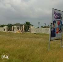 Fenced and Gated Estate N700k