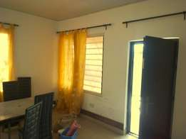 (2 months)Two Bedroom Self Compound House for rent at Spintex.