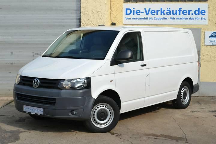 Volkswagen T5 Transporter KLIMA SORTIMO WERKSTATT Standheiz - 2012