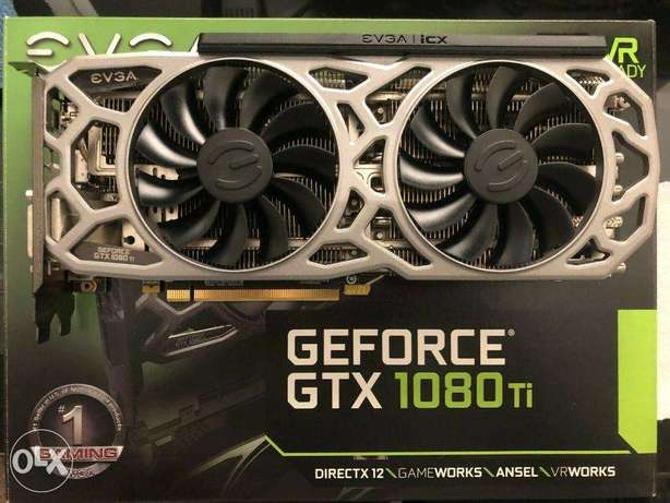 GeForce GTX 1080 الأسياح -  1