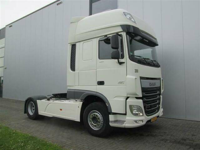 DAF XF460 4X2 EURO 6 NL REGISTRATION - 2016