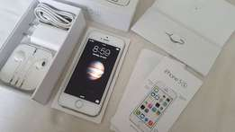 Spotless White iPhone 5S- Complete set