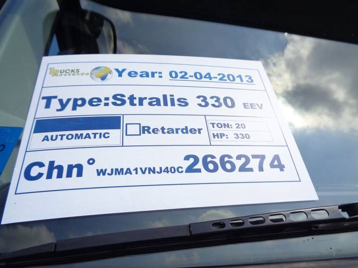 Iveco STRALIS 330 EEV + Euro 5 - 2013 - image 20