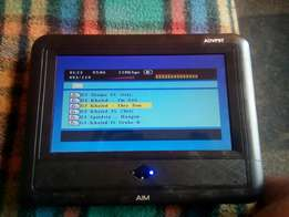 Aim portable dvd