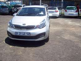 Kia Rio 1.3 Model 2015,5 Doors factory A/C And C/D Player