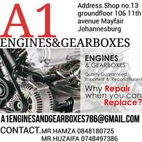 Engines and Geaboxes on special