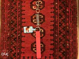 Short Leash With Spring tensioner