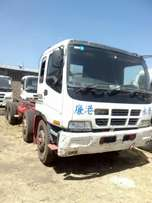 Isuzu double steeling