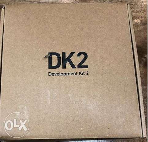 Oculus DK2 Developers VR Kit w/Headset, Cables, Positional Tracker Bun
