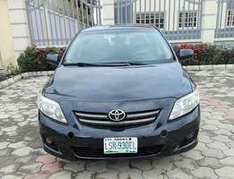 Neatly Used Toyota Corolla 2008