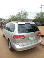A super clean 1month used Toyota Sienna 2002