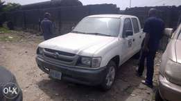 clean toyota hilux tigerface for sale