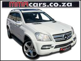 2010 MERCEDES-BENZ GL 500 AMG FACE LIFT – R499,890.00