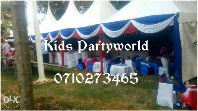 for hire tents,chairs,bouncy house,trampolines,bouncing castles,castle Westlands - image 2
