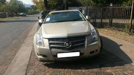CTS Cadillac Stripping for Used Parts