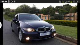 Immediate Sale!! Fresh Bmw 320d Manual in Good Original Condition.