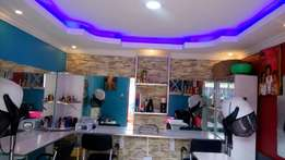 Stylish salon in prime location for sale